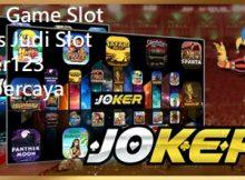 Free Game Slot Situs Judi Slot Joker123 Terpercaya
