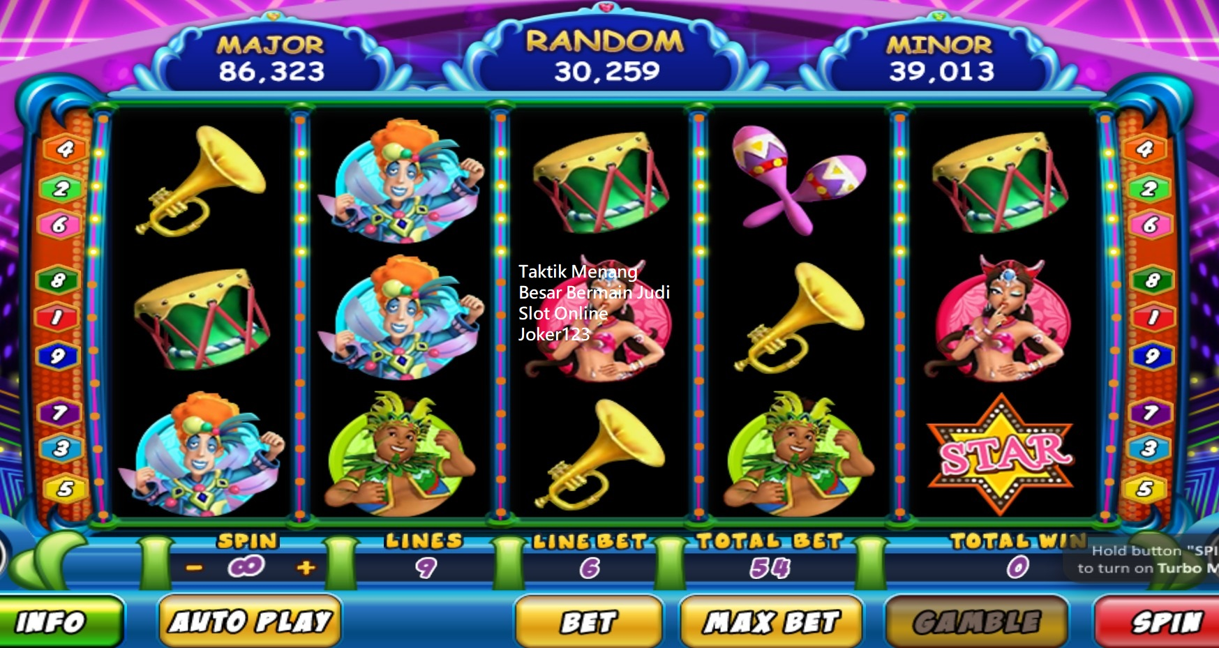 Taktik Menang Besar Bermain Judi Slot Online Joker123