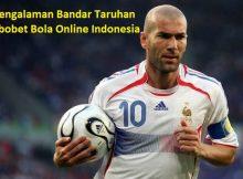 Pengalaman Bandar Taruhan Sbobet Bola Online Indonesia